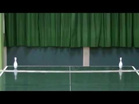Boring Ping Pong