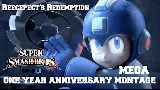Reecepect The Man's Mega Man montage!