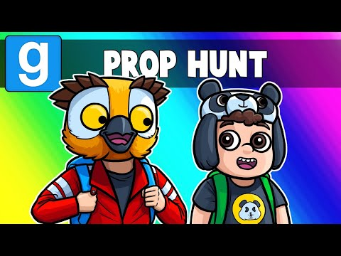 Gmod Prop Hunt Funny Moments - Back to School 2018 Edition! (Garry's Mod) - Thời lượng: 17 phút.