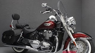 9. 2015  TRIUMPH  THUNDERBIRD LT W/ABS  - National Powersports Distributors