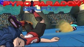 Inazuma Eleven Go 3 Galaxy Pyro Paradox Episode 4