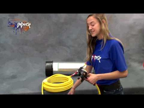 Brownies Kayak Diver Kit