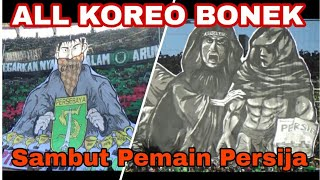 Video Begini Cara Bonek Membalas The Jak | Gema Song For Pride + Koreo all Tribun Stadion GBT MP3, 3GP, MP4, WEBM, AVI, FLV November 2018