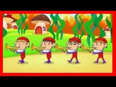 Piosenki dla dzieci Krasnoludki - My jesteśmy krasnoludki BZYK.tv