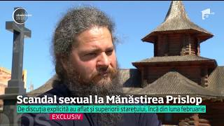 Vezi jurnalul de știri pe Antena Play: https://goo.gl/1GtmpL După cazurile Pomohaci şi Huşi, un fost călugăr le-a dezvăluit reporterilor Observator discuţiile fără ...
