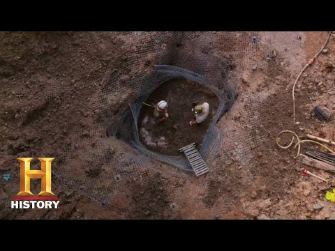 Lost Gold of WWII: Breech 6 is the Key to Finding Treasure (Season 2) | History