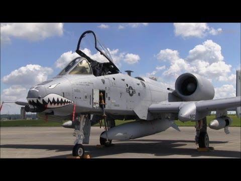Fairchild Republic A-10C Thunderbolt...