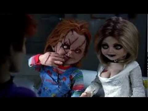 Chucky Brinquedo Assassino.