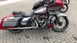 9. 2019 Harley-Davidson Road Glide Specials and CVO Road Glide