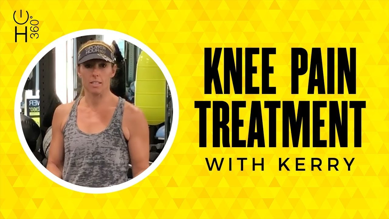 Knee Pain Treatment with Kerry