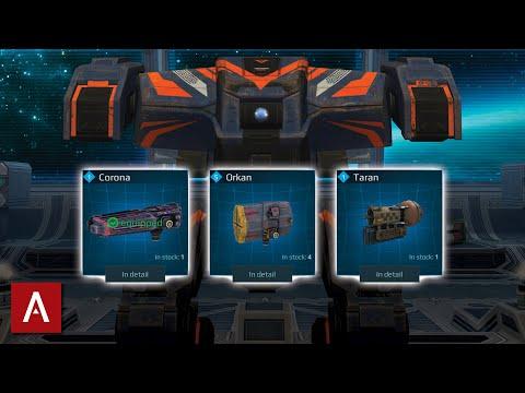 NEMESIS TOP 3 BEST SETUPS || War Robots [WR]