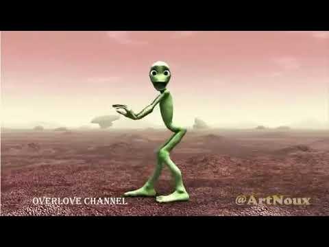 Video Dame tu cosita  (tochocita) song Alien Dance download in MP3, 3GP, MP4, WEBM, AVI, FLV January 2017