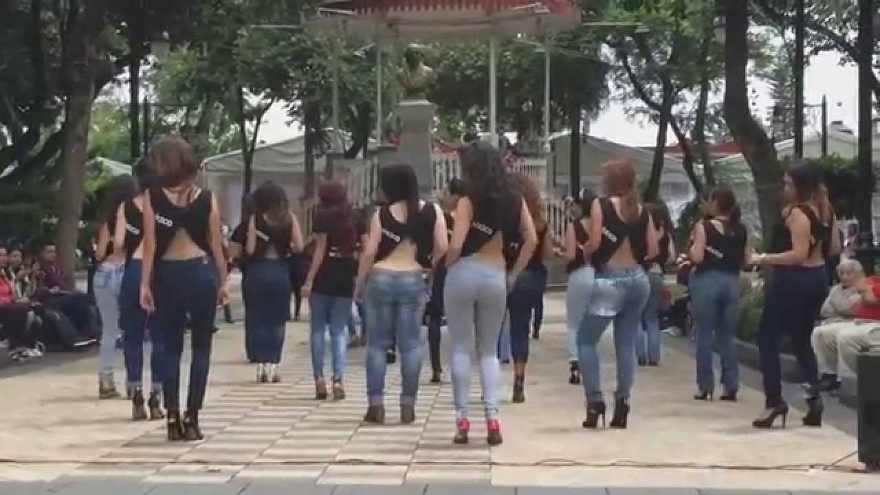 Sexy Women Line Dancing to Sophisticated Lady by John Michael