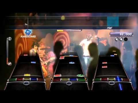 Rock Band Custom: Mac DeMarco - The Way You'd Love Her (60FPS)