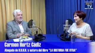 """Carmen Hertz: """"En Chile se busca que el olvido se imponga sobre la memoria"""""""