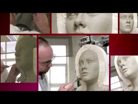 The making of Adele's wax figure – Madame Tussauds London