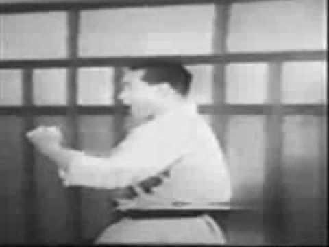 Масутацу Ояма-Великий мастер Киокушин карате