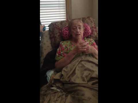 "A grandmas' last wish to meet Dwayne ""The Rock"" Johnson"