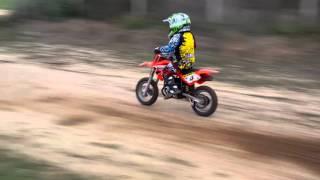 8. Filippo Locarini 5 anni mini cross
