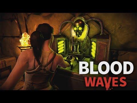ДЕВЧУШКА, ПУШКИ И ЛОВУШКИ ► Blood Waves