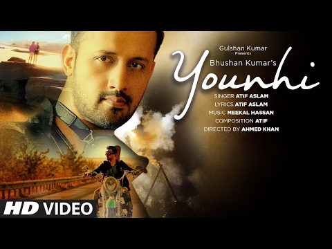 Atif Aslam : Younhi Video Song | Atif Birthday Special | Latest Hindi Song 2017 | T-Series