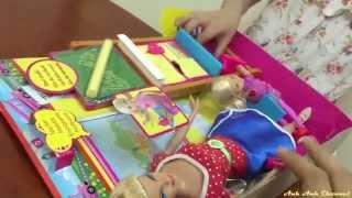 Búp bê Barbie làm cô giáo dạy học cho búp bê Chelsea - Barbie I can be a Teacher