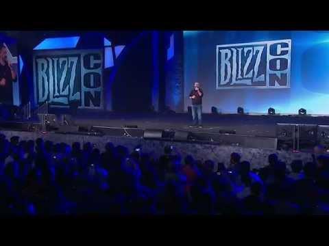 BlizzCon Opening Ceremony