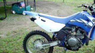9. 2005  Yamaha TTR- 125