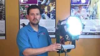 Video JAB Daylight from Aadyntech - High Intensity LED Light for Video Production / HMI Replacement MP3, 3GP, MP4, WEBM, AVI, FLV Juli 2018