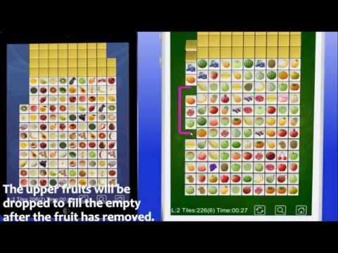 Video of Fruit Pairing  II