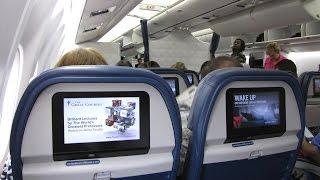 [Flight Report] DELTA  Paris ✈ Atlanta  Boeing 767-300ER ...