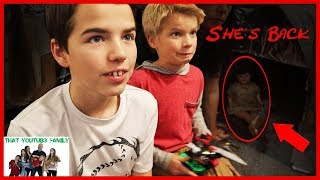 She's Back! Strange Mysterious Box Fort Starlink Pilots GONE! / That YouTub3 Family I Family Channel