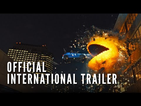 Pixels (International Trailer)