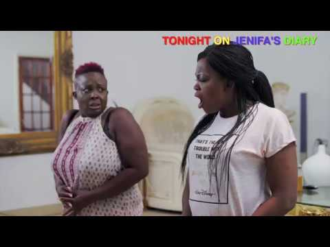 JENIFA'S DIARY - SEASON 7 EPISODE 5 - Showing On NTA