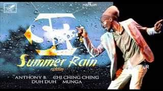 Anthony B - Nuh Freak Party - Summer Rain Riddim - Sketch Records - July 2014