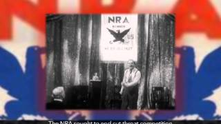 The Great Depression - New Deal Setbacks
