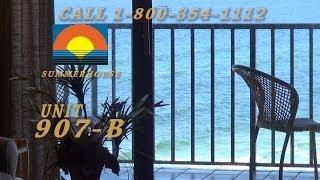 Unit 907-B Summerhouse Panama City Beach Vacation Condo
