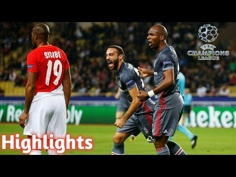 AS Monaco Vs Beşiktaş JK 1-2 Highlights (Résumé) & All Goals Champions League 17/10/2017 (видео)