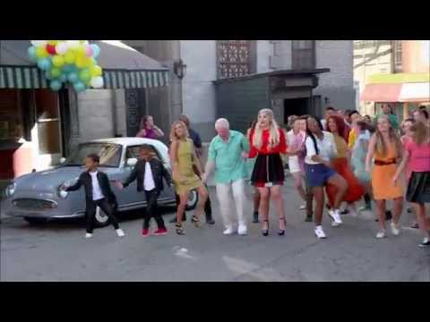 The Peanuts Movie: Behind the Scenes of Meghan Trainor's Music Video | ScreenSlam