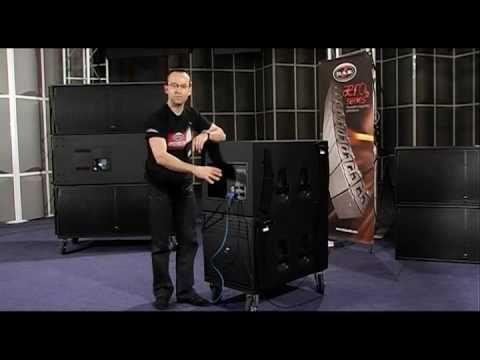 D.A.S. Audio Subs LX usando