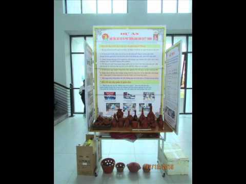 Thi Khoa học kỹ thuật dành cho học sinh trung học tỉnh Hà Nam 2015