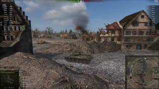 World of Tanks  T-34-85 Erlenber  Replay