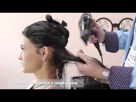 Ленточное наращивание волос в студии красоты Ля Флер