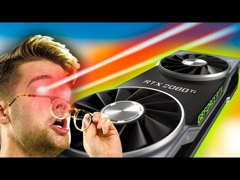 Geforce RTX: The FUTURE is Ray Tracing (видео)