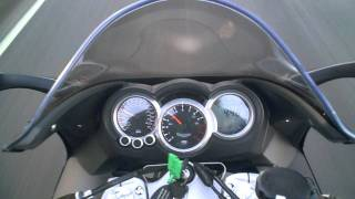 8. Triumph Sprint ST 1050 2011 Demonstration