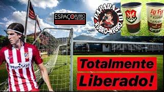 Tudo OK! Flamengo conseguiu! CT Ninho do Urubu liberado! Atualização sobre Filipe Luís!