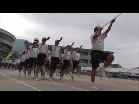呉市立片山中学校 第69回体育大会〜総集編?