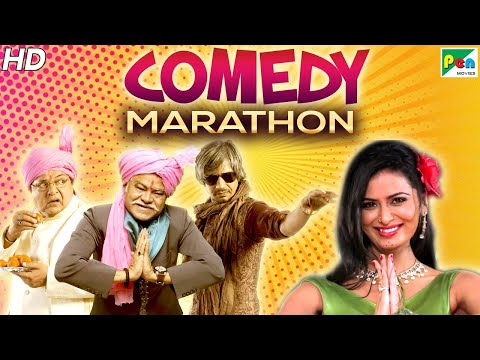 Comedy Movies Marathon 2020 | Bollywood Full Movies | Baankey Ki Crazy Baraat, P Se PM Tak