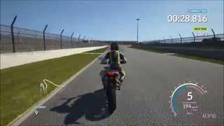 10. RIDE - 2014 MV Agusta Brutale 1090 Gameplay (PC HD) [1080p]