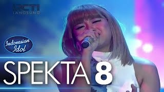 Video GHEA - AKU CINTA KAU DAN DIA (Ahmad Band) - Spekta Show Top 8 - Indonesian Idol 2018 MP3, 3GP, MP4, WEBM, AVI, FLV Juni 2018